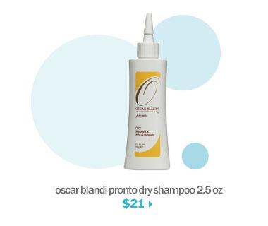 shop oscar blandi pronto dry shampoo 25 oz/