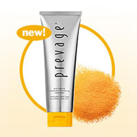 free full sized prevage anti-aging treatment boosting cleanser with a purchase of any prevage serum