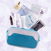 FREE Go Bare Beauty Bag!