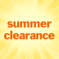 Summer Clearance!