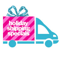 holiday shipping offers
