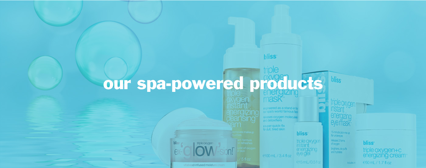 our spa powered products