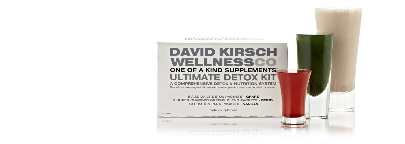supplements and detox from david kirsch wellness