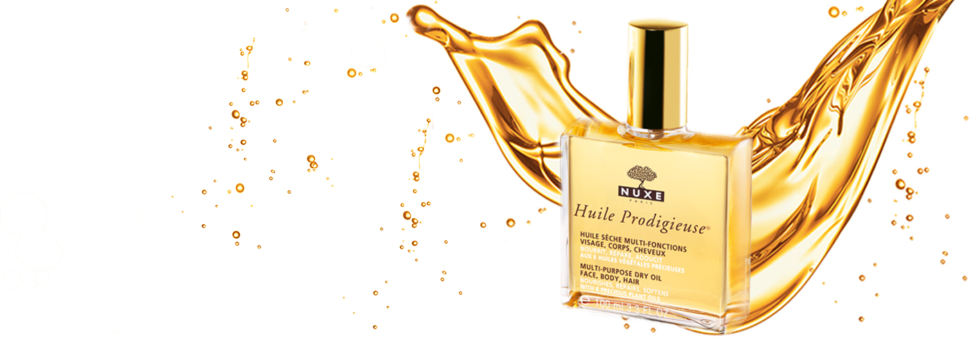 nuxe multi-purpose dry oil huile prodigieuse