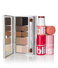 new! bliss cosmetics