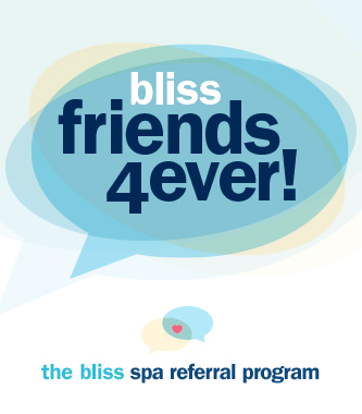 bliss spa referral program