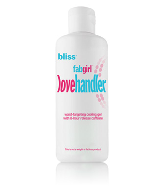 bliss fabgirl lovehandler® waist-targeting cooling gel