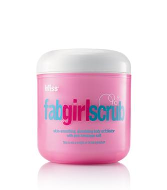 bliss fabgirlscrub stimulating body exfoliator