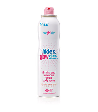 bliss fatgirlslim® hide and glow sleek