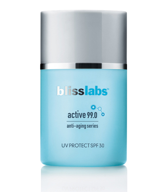 blisslabs™™ active 99.0 anti-aging series uv protect spf 30