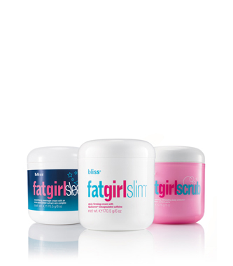 bliss fabgirlslim firming day + night trio