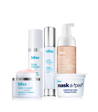 bliss ultimate radiance regimen