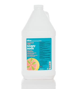 grapefruit + aloe soapy suds pro size