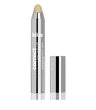 bliss correct yourself redness correcting pencil