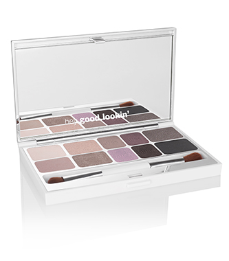 bliss sweet in'ten'tions eyeshadow palette (plum)
