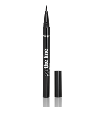 bliss on the line liquid liner (carbon-ation)
