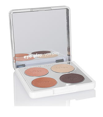 bliss hey four eyes 4 piece eyeshadow palette