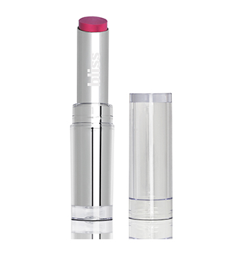bliss lock & key long wear lipstick (quite a fuchsia)