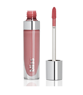 bliss bold over liquified lipstick (mauve-in' on up)