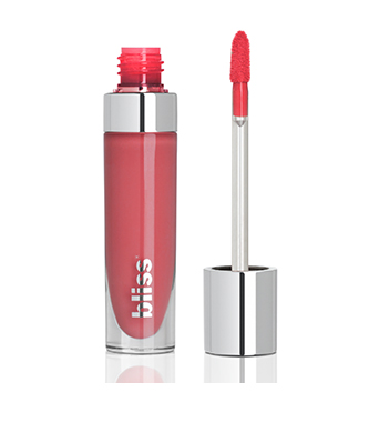 bliss bold over liquified lipstick (candy coral kisses)