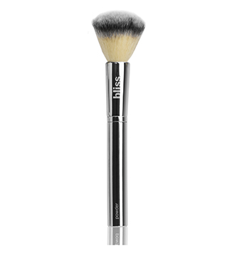 bliss powder brush
