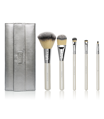 bliss 5 piece face brush set