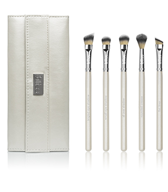 bliss 5 piece eye brush set