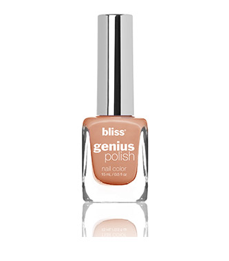 bliss genius nail polish (weak in the tawnies)