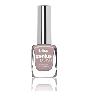 bliss genius nail polish (putty in your hands)