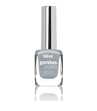 bliss genius nail polish (what do you mink?)