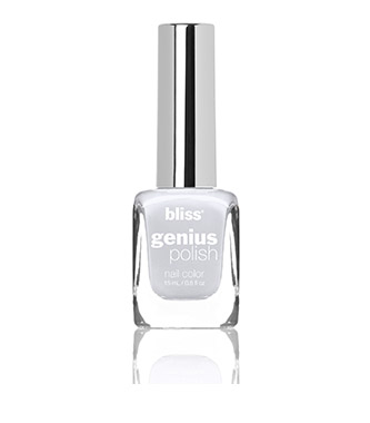 bliss genius nail polish (go fog wild)