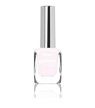 bliss genius nail polish (ballerina baby)