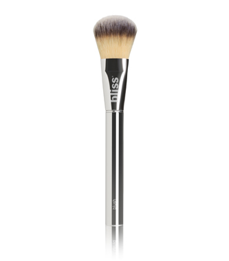 bliss complexion blush brush