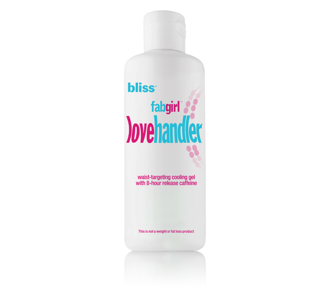 bliss fabgirl lovehandler waist-targeting cooling gel