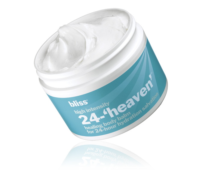 bliss high intensity 24-heaven healing body balm