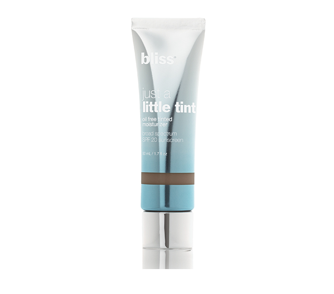 bliss just a little tint tinted moisturizer SPF 20 (espresso) 42626