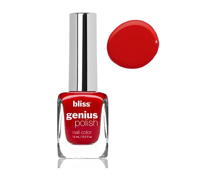 bliss genius nail polish all i want for crimson