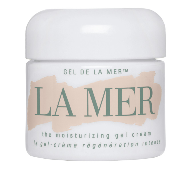 la mer the moisturizing gel cream