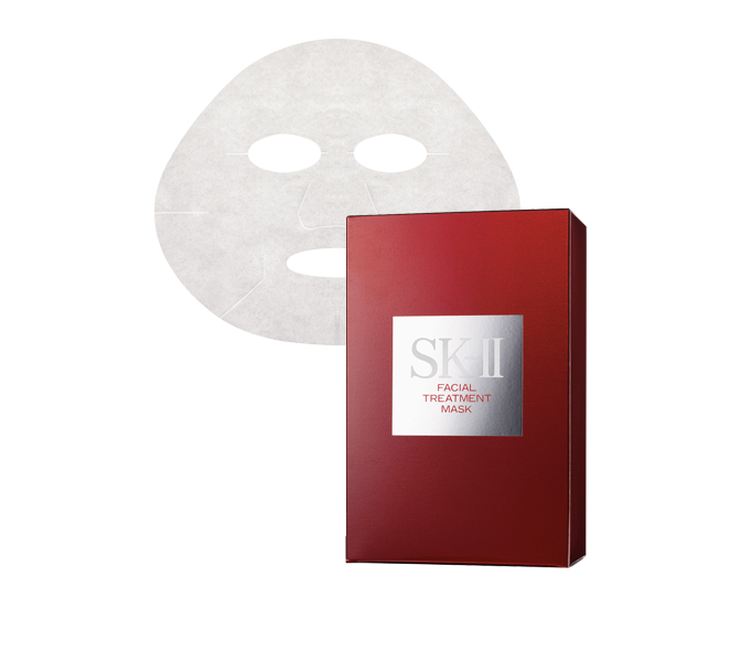 sk-II facial treatment mask 10-pack