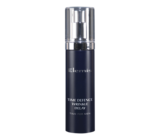 elemis time for men time defence wrinkle delay
