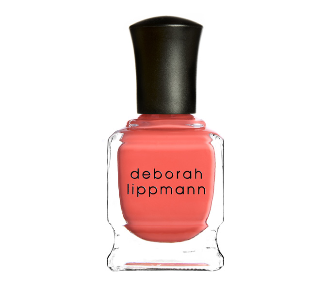 deborah lippmann nail lacquer girls just want to have fun