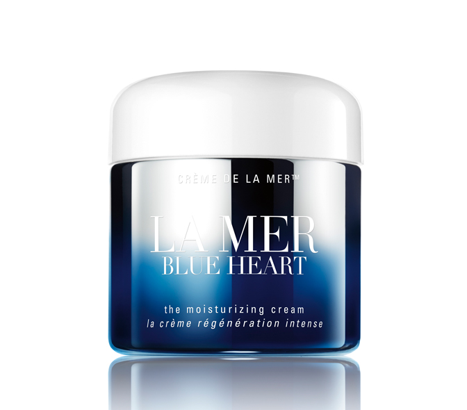 la mer creme de la mer blue heart limited edition 100ml
