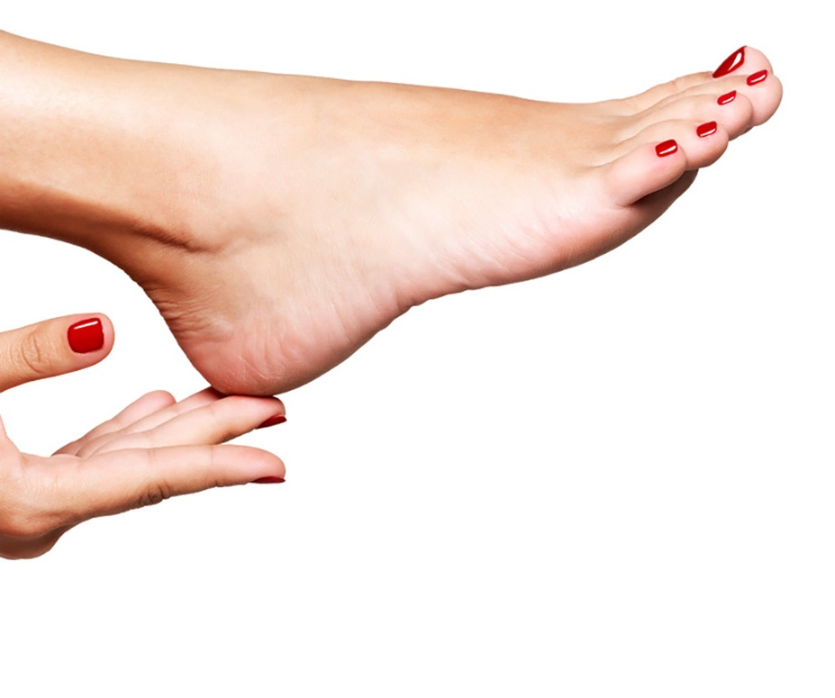 bliss spa foot patrol® pedicure- buffing, sloughing and slathering for smooth feet