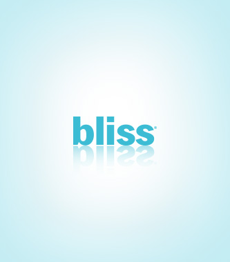 bliss small shopping bag