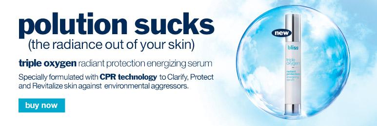 triple oxygen radiant protection serum