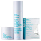 bliss triple oxygen mask, eye mask + cream trio
