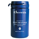 elemis cleansing deep drainage body enhancement capsules