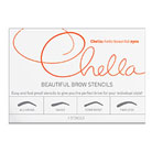 chella beautiful eyebrow stencils