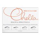 chella beautiful eyebrow stencils