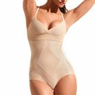 dMondaine audrey boyshort bodysuit (nude)